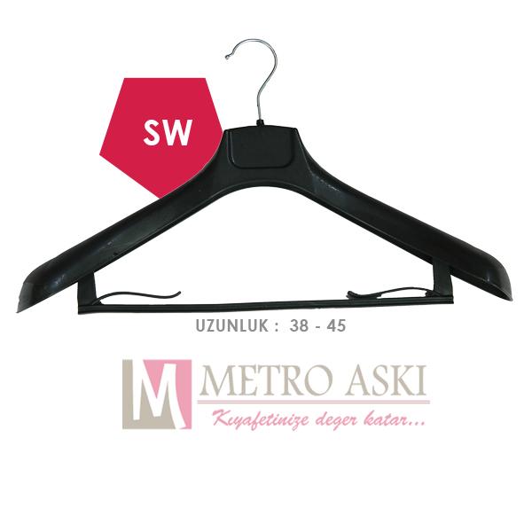 22857bb190c11 Metro Askı / Dış Giyim Plastik Elbise Askısı Toptan ve Perakende ...
